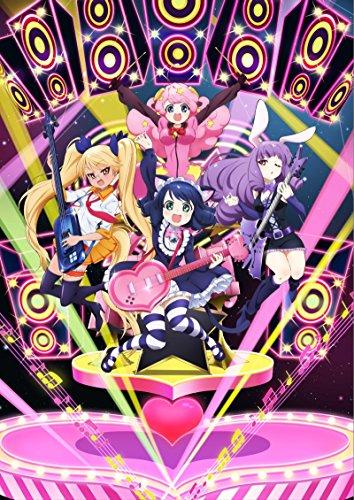SHOW BY ROCK!! 5(新規書き下ろしキャラクターソングCD(2曲)付き)(アプリゲーム「SHOW BY ROCK!!」アニメオリジナルURブロマイドDLコード付き) [Blu-ray]