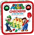 Super Mario Checkers/Tic Tac Toe Combo