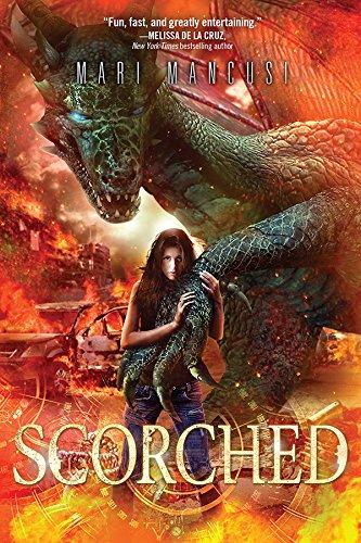 Scorched by Mari Mancusi ebook deal