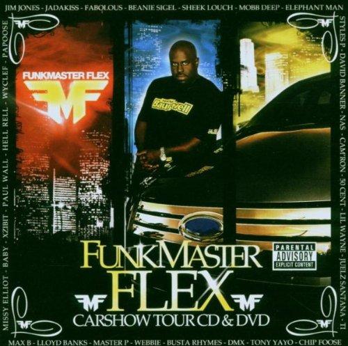 Funkmaster Flex Car Show Tour Ablum Download