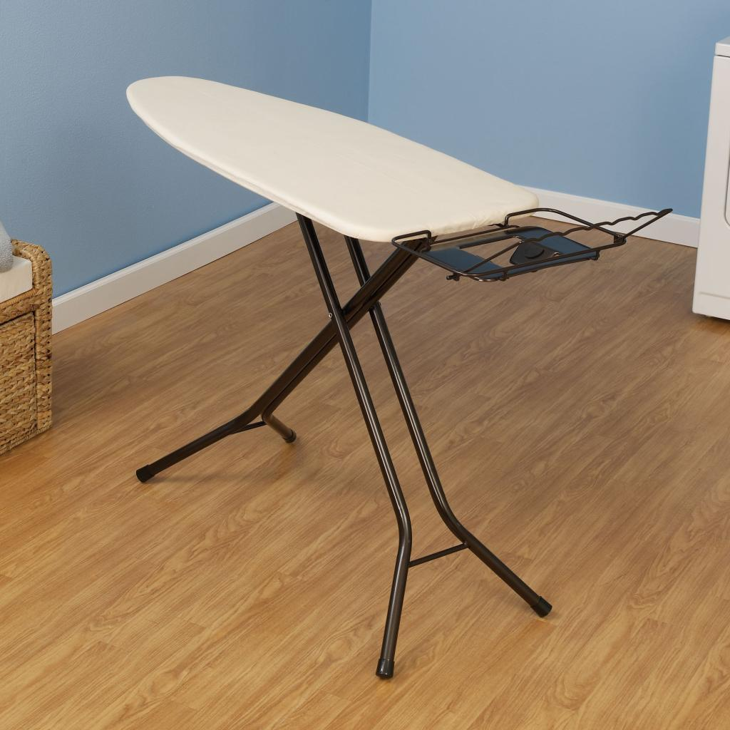 wide top iron board cover