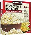 Kirkland Signature Microwave Popcorn, 3.3 oz, 44 Count from Kirkland Signature