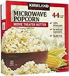 Kirkland Signature Microwave Popcorn,...