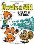 Boule & Bill 24  Billets de B