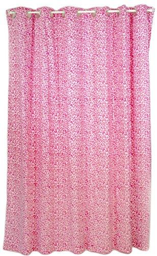 Pam Grace Creations Shower Curtain, Tabby Cheetah