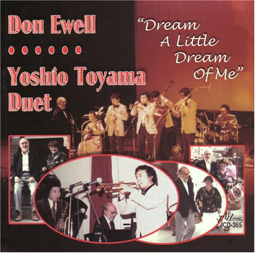 Dream A Little Dream Of Me by Don Ewell and Yoshio Toyama