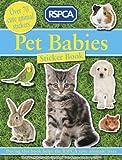 RSPCA Pet Babies Sticker Book (RSPCA)