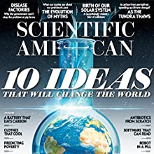 Scientific American, December 2016 Periodical by Scientific American Narrated by Mark Moran