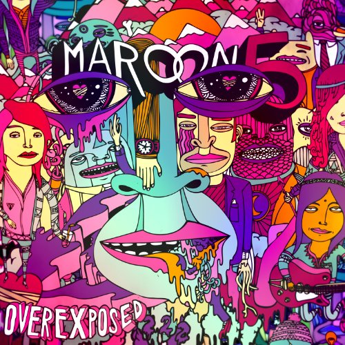 Maroon 5 - Overexposed [Clean] - Zortam Music