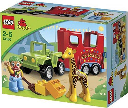 LEGO duplo 10550 Zirkustransporter, 1 Stück