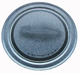 Kitchenaid microwave glass turntable tray plate 14 1 8 817201 appliances - Kitchenaid microwave turntable replacement ...