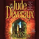 Velvet Song Audiobook by Jude Deveraux Narrated by Gabra Zackman
