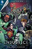 Injustice: Gods Among Us: Year Two #10 (Injustice Year Two)