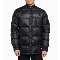Adidas Originals Mens Down Bonded Zip Winter Shirt Cut Jacket Coat