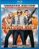 MacGruber (Unrated Edition) [Blu-ray]
