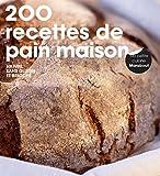 200 recettes de pain maison