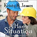 A Harry Situation: The Coach's Boys, Book 3 Audiobook by Kristy K. James Narrated by Daniela Acitelli