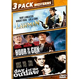 Lawman/Hour of the Gun/Day of the Outlaw
