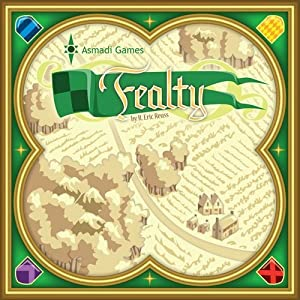 Fealty Boardgame