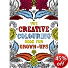 The Creative Colouring Book for Grown-ups (Crafts)