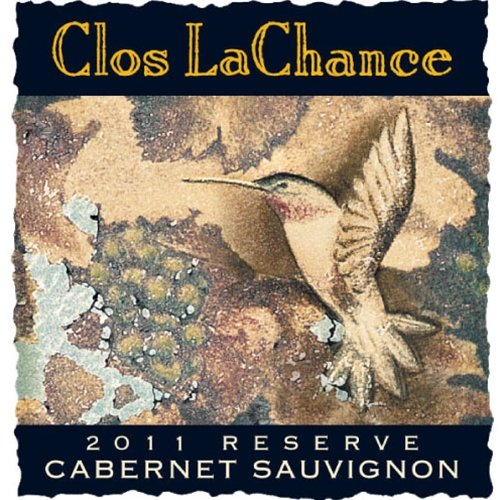2011 Clos Lachance Reserve Central Coast Cabernet Sauvignon 750 Ml