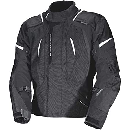 Capricorn iXS veste en textile pour homme noir