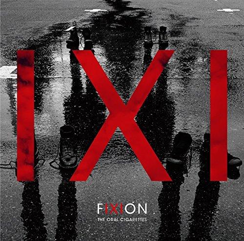 FIXION 初回盤