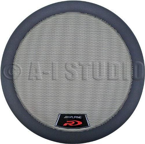 "Alpine Kte-10G 10"" Type-R / Type-S Subwoofer Grille Grill"