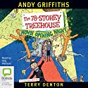 The 78-Storey Treehouse Audiobook by Andy Griffiths Narrated by Stig Wemyss
