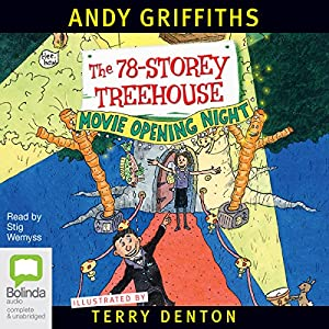 The 78-Storey Treehouse Audiobook
