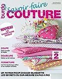 Savoir-faire Couture n�2 : BurdaStyle: Les secrets du sur-mesure en pas � pas