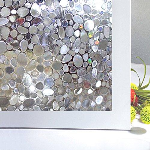 Rabbitgoo Superior-No-Kleber 3D Static erhellende Datenschutz Window Films, 2Ft X 6.5FT. (60 x 200 cm) jetzt kaufen