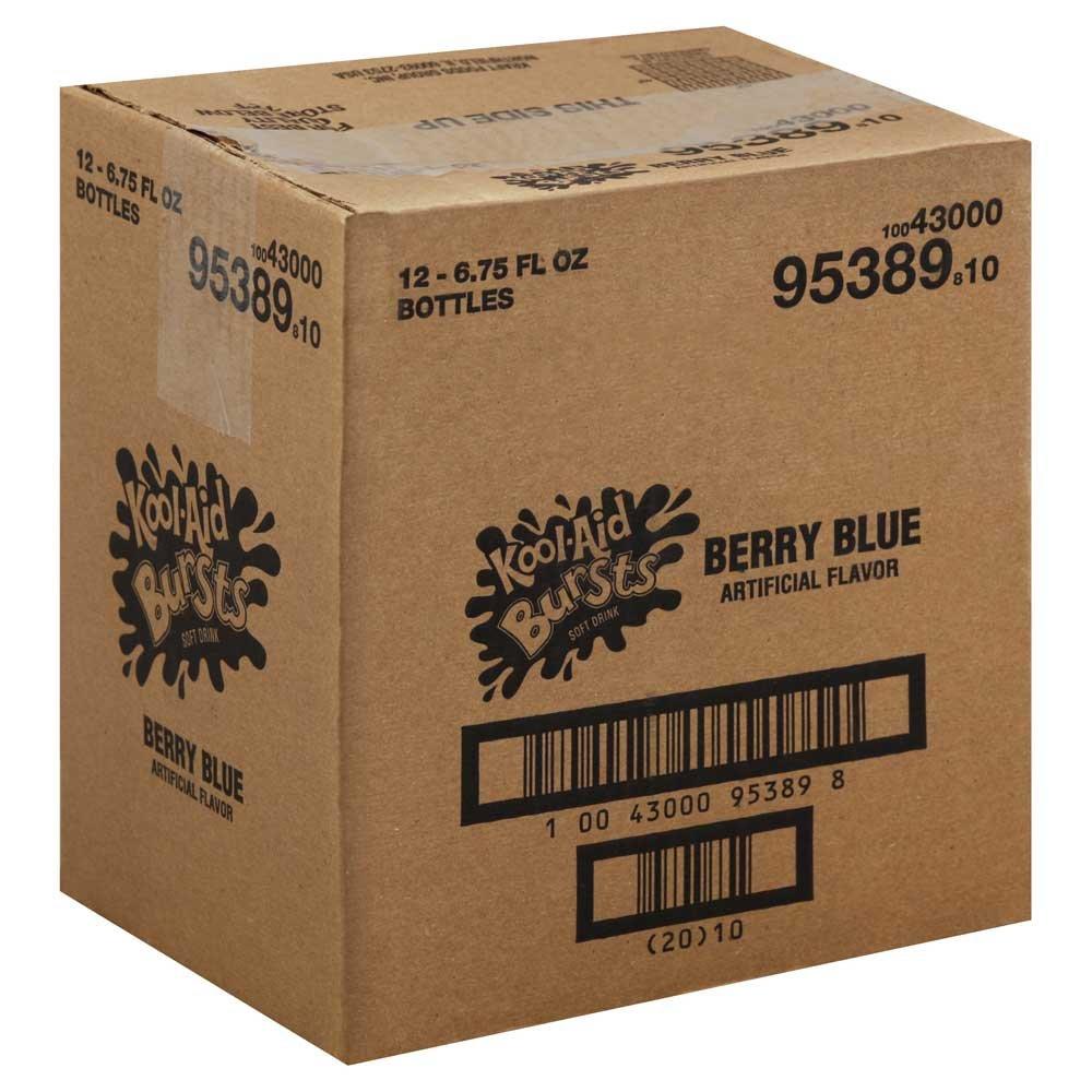 Blue Kool Aid uk Kool-aid Bursts Blue Berry