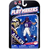 NFL Minnesota Vikings 2013 Playmaker Series 4 Jared Allen Action Figure at Amazon.com