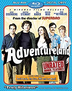 NEW Eisenberg/stewart - Adventureland (Blu-ray)