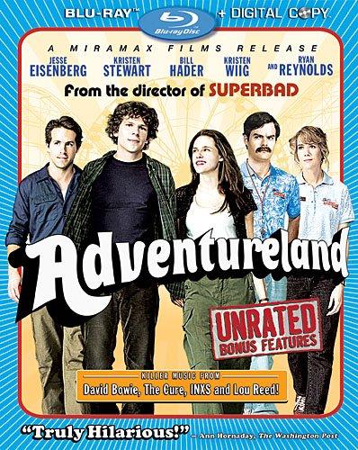 Adventureland / Парк культуры и отдыха (2009)