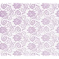 Lavender Cello Lace