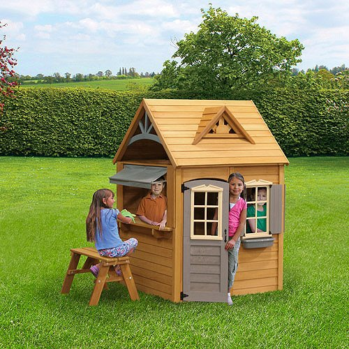 Big Backyard Playhouse