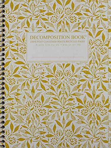 Fields of Plenty Coilbound Decomposition Ruled Book