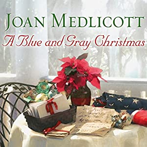 A Blue and Gray Christmas | [Joan Medlicott]