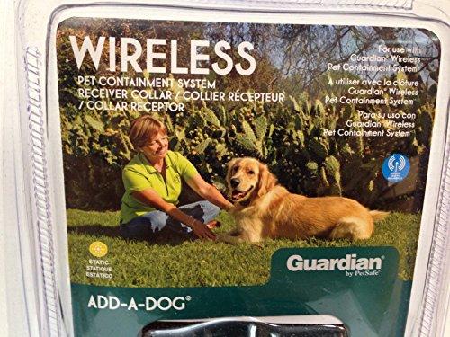 Guardian Petsafe Deluxe Wireless Waterproof Pet