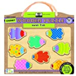 Green Start Chunky Wooden Puzzles: Sw...