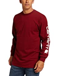 Carhartt Men's Long-Sleeve Graphic T-Shirt