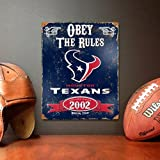NFL Dallas Texans Vintage Sign