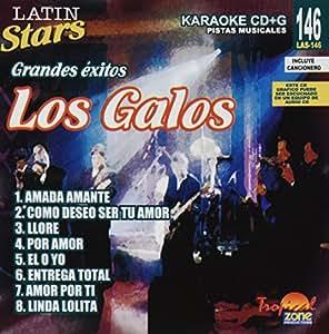 Los Galos Karaoke - Karaoke Latin Stars - Amazon.com Music