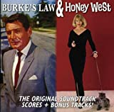 Ost BURKE'S LAW & HONEY WEST + OTHER FOUR STAR TV THEMES