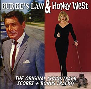 Buy Burke S Law Honey West 2 Original Soundtracks On One