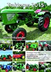 Wochenkalender - Traktoren 2015