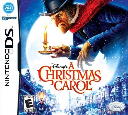 Disney's A Christmas Carol - Nintendo DS - 1