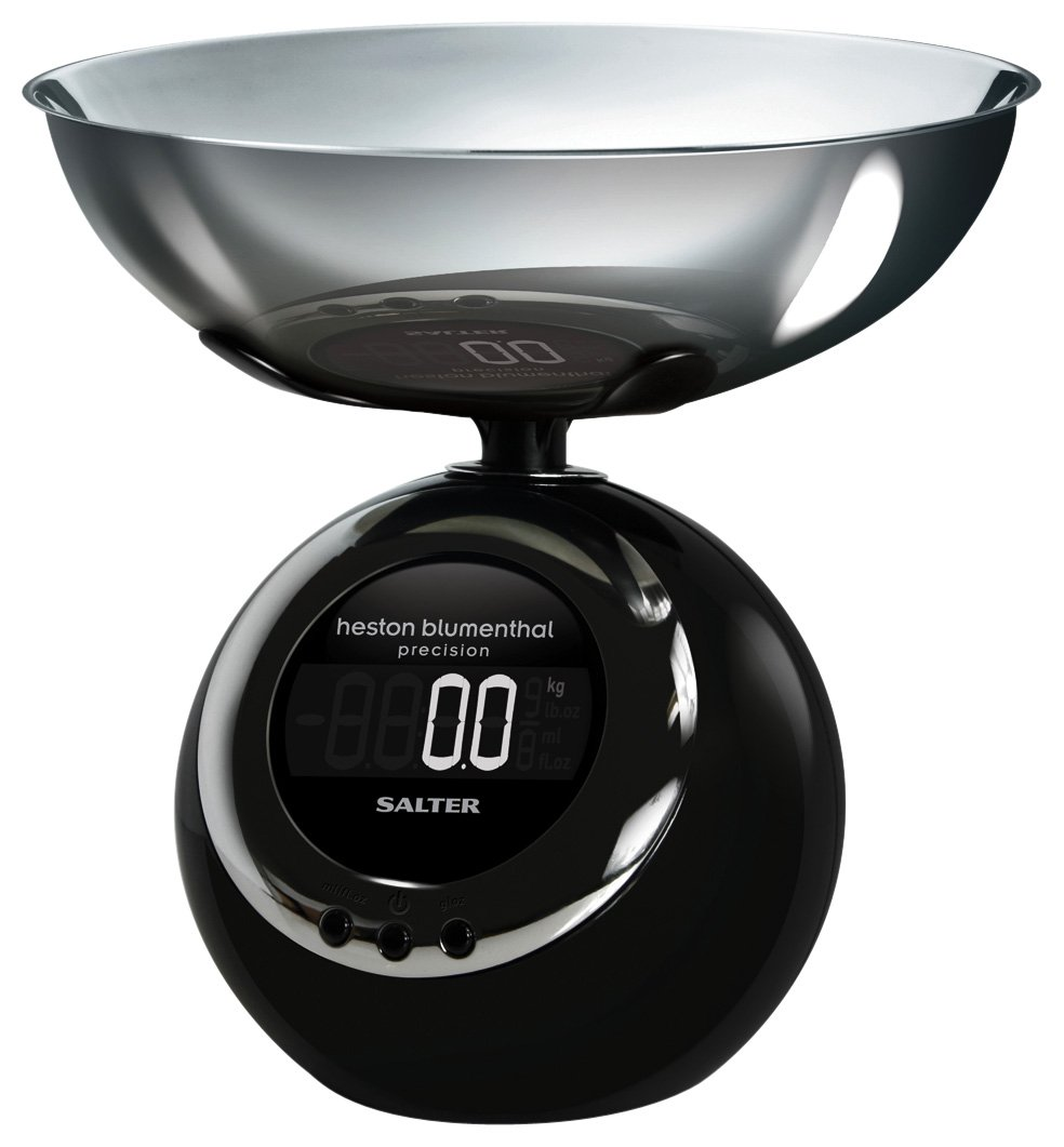 Heston Blumenthal Precision Electronic Kitchen Scale 1047 HBBKDR